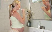 Phụ nữ mang thai cần phòng tránh bệnh răng miệng