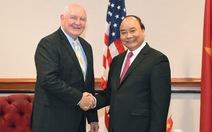 Thủ tướng tiếp Đại diện thương mại, Bộ trưởng Nông nghiệp Mỹ