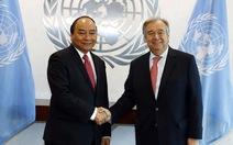 LHQ là ưu tiên hàng đầu trong chính sách đối ngoại của VN