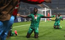 U-20 Zambia vào tứ kết sau chiến thắng kịch tính trước Đức