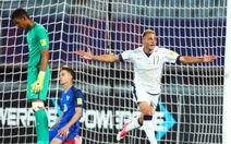 U-20 Ý quật ngã ứng viên vô địch Pháp