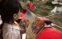 Đừngtừ chối một đứa trẻ muốn nghe bạn đọc