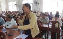 Vụ dân 'đấu' xáng cạp hút cát ở An Giang: Xem xét ngừng dự án