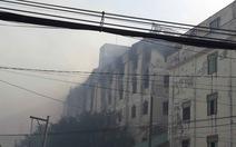 5 đơn vị giám định thiệt hại công ty may Cần Thơ bị cháy