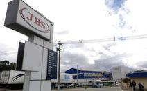 Công ty thịt hộp Brazil chấp nhận nộp phạt 3,2 tỉ USD vì hối lộ