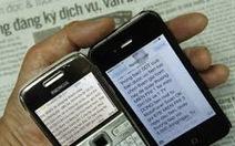 Phạt 4 doanh nghiệp nhắn tin rác 240 triệu đồng