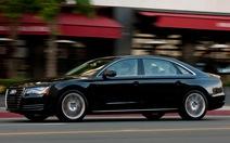 Audi dối gạt về tiêu chuẩn khí thải của siêu xeA7, A8