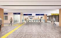Ngắm diện mạo nhà ga metro ngầm Bến Thành và Ba Son