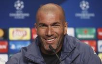 """HLV Zidane: """"Cơ hội hai đội là ngang nhau"""""""
