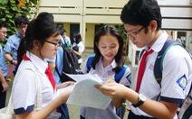 Ngày 7-6: công bố đáp án đề thi tuyển sinh 10 tại TP.HCM