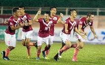 Vòng 1/16 cúp quốc gia 2017: SHB Đà Nẵng thắng lớn