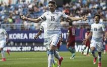 Hạ Bồ Đào Nha trên chấm luân lưu, U-20 Uruguay vào bán kết