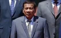 Phía sau một Duterte nóng tính