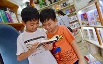 Đường sách Nguyễn Văn Bình tổ chức hoạt động cho thiếu nhi