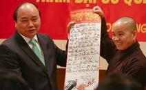 Thủ tướng nhắn nhủ du học sinh: Hãy học hỏi người Nhật
