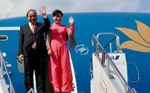 Thủ tướng đến Tokyo, bắt đầu lịch trình làm việc bận rộn