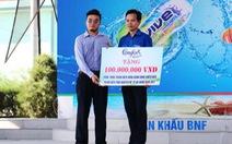50 bồn chứa nước tặng người dân vùng hạn Đà Nẵng