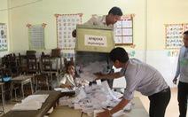 Bầu cử Campuchia: Đảng của Thủ tướng Hun Sen thắng áp đảo