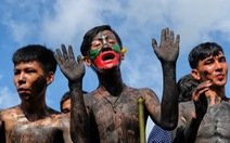 Đại lễ Kỳ yên hóa trang tưng bừng'vui nhất Việt Nam'