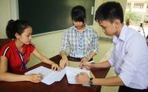 Nghệ An: Đình chỉ 3 thí sinh mang điện thoại vào phòng thi