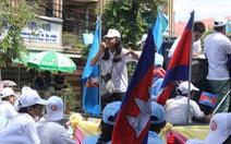 Đảng cầm quyền Campuchia mất ghế ở Phnom Penh