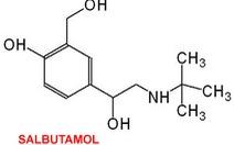 Bài học từ salbutamol
