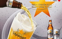Thưởng thức vị êm đằm của thương hiệu bia thượng hạng