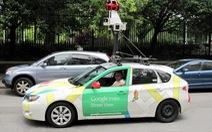 Google dùng xe Street View tìm hiểu 'Mọi người thở ra sao?'