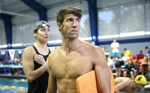 Phelps và mơ ước giúp đỡ bệnh nhân tâm thần