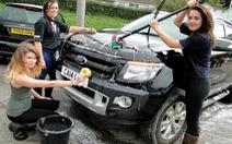 10 điều bạn cần biết khi tự rửa xe hơi tại nhà