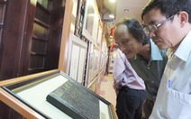 Triển lãm châu bản, mộc bảnvề Quảng Nam