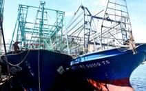Bắt bệnh cho tàu cá vỏ thép
