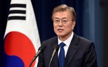 Hàn Quốc tạm ngừng triển khai THAAD chờ đánh giá môi trường