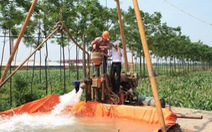 Hải Phòng tạm ngừng cấp phép khai thác nước ngầm