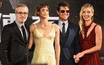 Hai mỹ nữ bên Tom Cruise trong bom tấn kinh dị Xác ướp