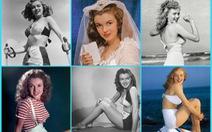 Ảnh hiếm 'quả bom sex'Marilyn Monroe trước khi nổi tiếng