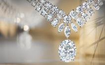 """Kim cương được """"sủng ái"""" ở Mỹ bất chấp kinh tế tăng trưởng ì ạch"""
