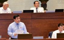 Bộ trưởng Nguyễn Chí Dũng: Chính phủ quyết đạt tăng trưởng 6,7%