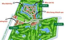 Có biệt thự, trường học, nhà hàng... trong sân golf Tân Sơn Nhất