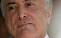 Tòa bầu cử tối cao Brazil tuyên tổng thống Temer trắng án