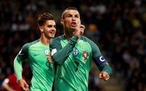 Ronaldo rực sáng, Bồ Đào Nha nhấn chìm Latvia