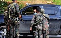 Đặc nhiệm Mỹ hỗ trợ quân đội Philippines trấn áp phiến quân