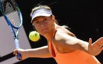 Điểm tin sáng 11-6: Sharapova rút khỏi Wimbledon 2017 vì chấn thương