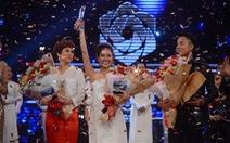 Kim Thảo đăng quang Gương mặt truyền hình