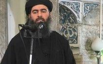 Thủ lĩnh IS đã bị tiêu diệt?