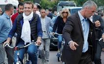 Tổng thống Macron đi tìm lại hào quang cho nước Pháp