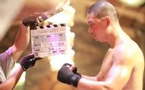 Bình Minh cạo trọc đầu ngay trên phim trường Sám hối