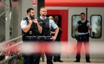 Nổ súng tại ga tàu điện Đức, nhiều người bị thương