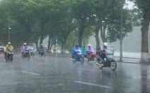 Cảnh báo mưa dông kéo dài đến 20-6