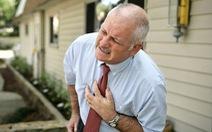 6 thời điểm chủ quan cảnh báo rủi ro về tim mạch